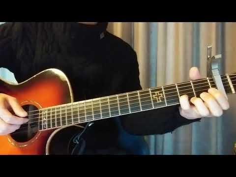 남자친구 OST Part 3. 용준형 (YONG JUN HYUNG) -  망설이지 마요 (Don't Hesitate) 쉬운 기타