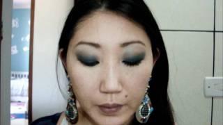 Maquiagem Blue Navy