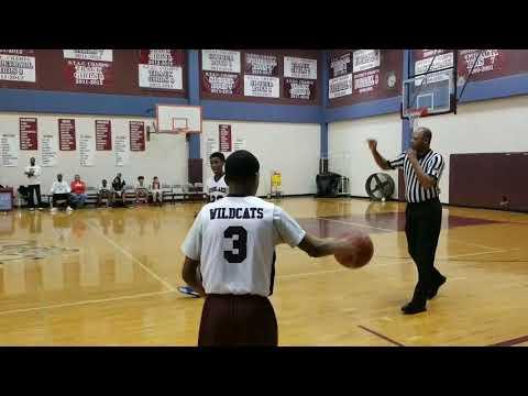 Dobie Jr. High School vs Woodlake Hills Middle School
