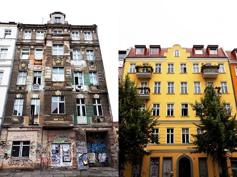 Urban Renewal and Gentrification before and after