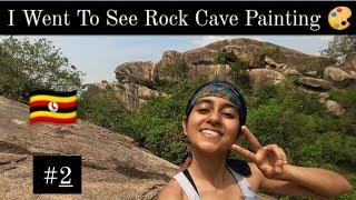 Stone Age Era Rock Painting 🎨😍 | Millions Year Old