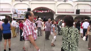 Punkay en Lima de San Juan Bautista patrón de Pomabamba - Ancash  2015