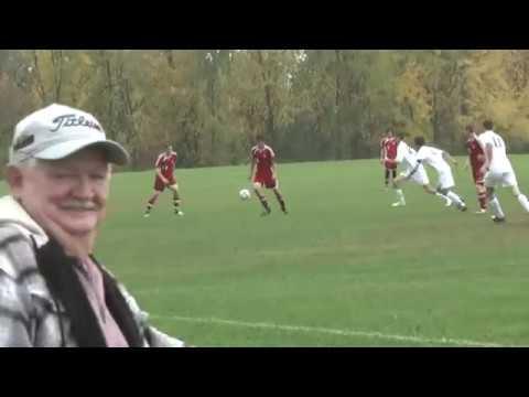 NCCS - Saranac Lake Boys  10-4-12