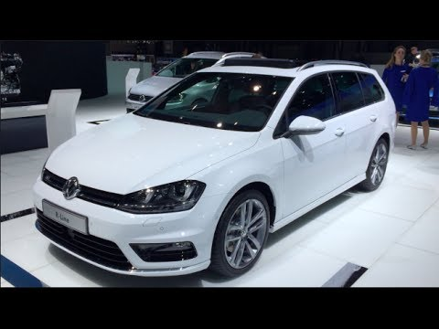 volkswagen golf variant r line youtube. Black Bedroom Furniture Sets. Home Design Ideas