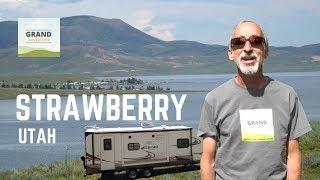 Ep. 112: Strawberry | Utah RV travel camping