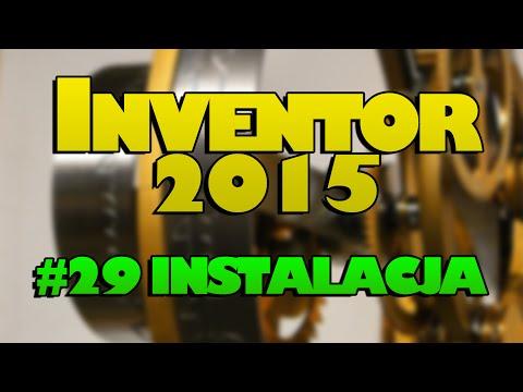 Inventor 2015 - jak zacząć - instalacja from YouTube · Duration:  2 minutes 20 seconds