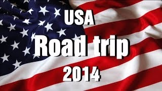[HD] USA Best East Coast ROAD TRIP 2014 | over 4800 km in 9 days | by Androl