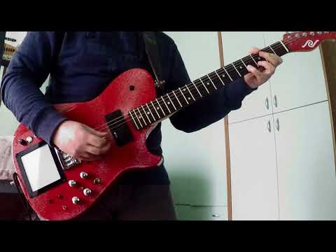 Muse - Unnatural Selection [Extended] Guitar cover by Luca Nisi [RedGlitter replica] HD Mp3
