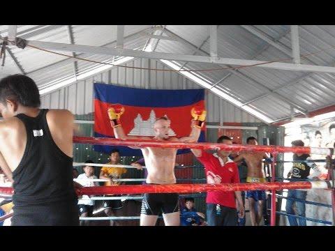 Braeton Howard (USA) VS Chea Sokung (Cambodia) Via Phnom Penh, Cambodia @nojokehoward
