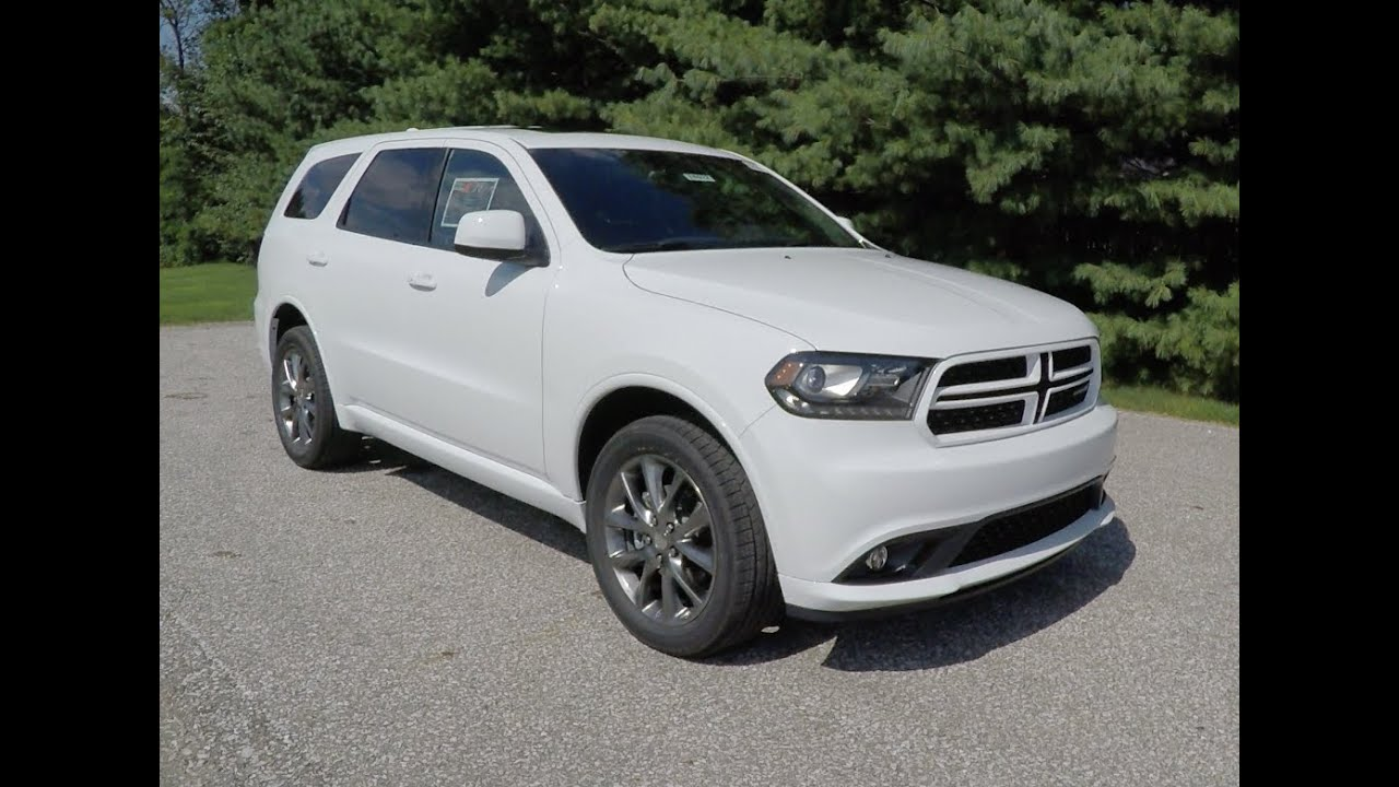 maxresdefault 2015 dodge durango sxt rallye awd white dodge dealer  at gsmportal.co
