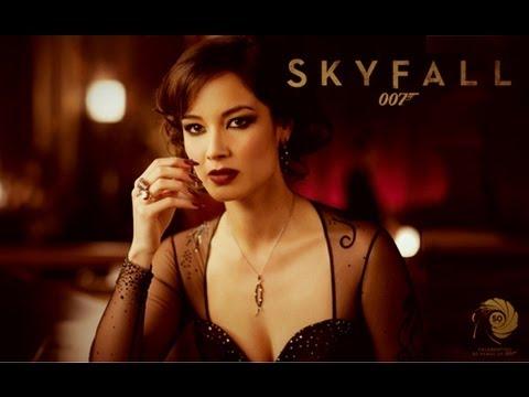 007 skyfall bond girl severine james bond movie 007