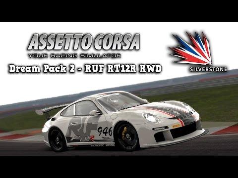 Assetto Corsa | Dream Pack 2 | RUF RT12R RWD @ Silverstone GP |