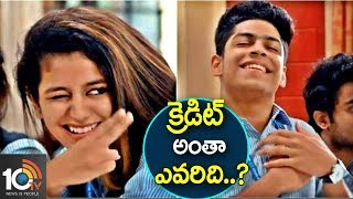 Now Priya Prakash Varrier's co-star Roshan Abdul Rahoof becomes a sensation | 10TV