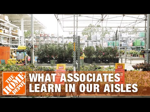 What Home Depot Associates Learn In Our Aisles | The Home Depot