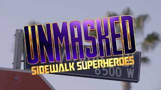 The Mystery Begins | Unmasked: Sidewalk Superheroes | Laugh Out Loud Network