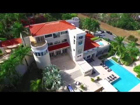 The Mansion is the largest residential unit in Puerto Rico