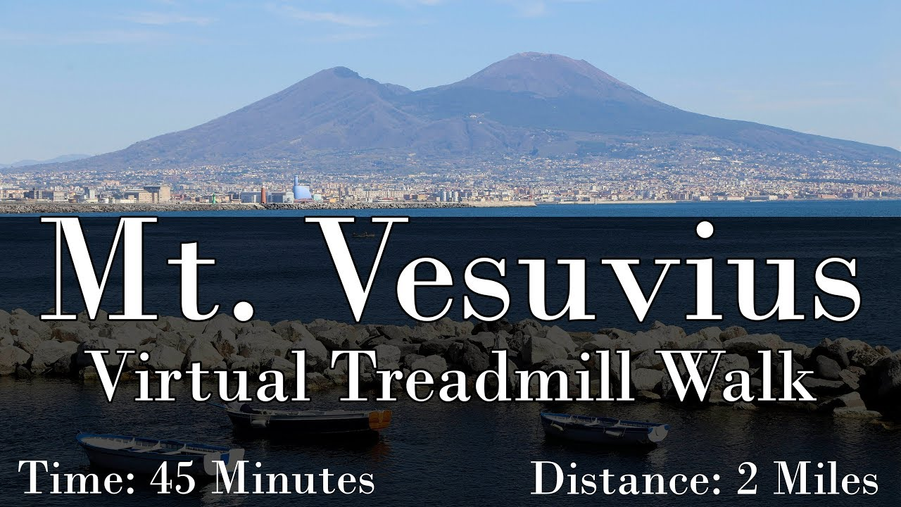 Mt. Vesuvius Walking Tour