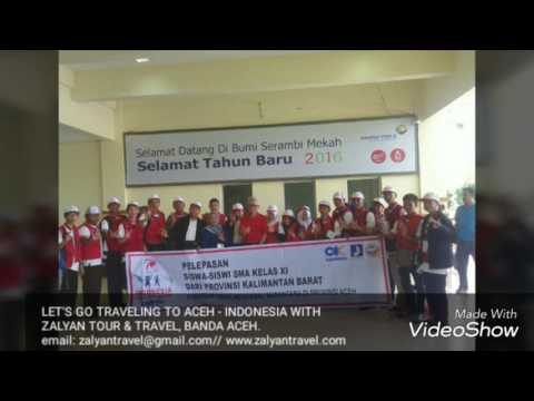 Traveling to Aceh - Indonesia