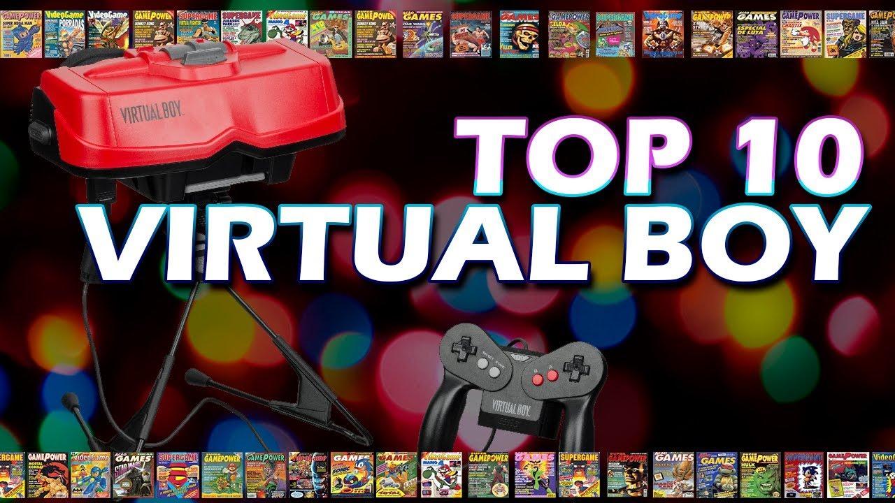 Top 10 virtual games