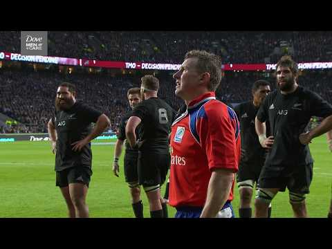 Spirit of Rugby - The Letter of Care with Nigel Owens & Bill Beaumont