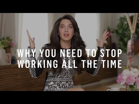 Why Non-Stop Work Is Killing Your Success