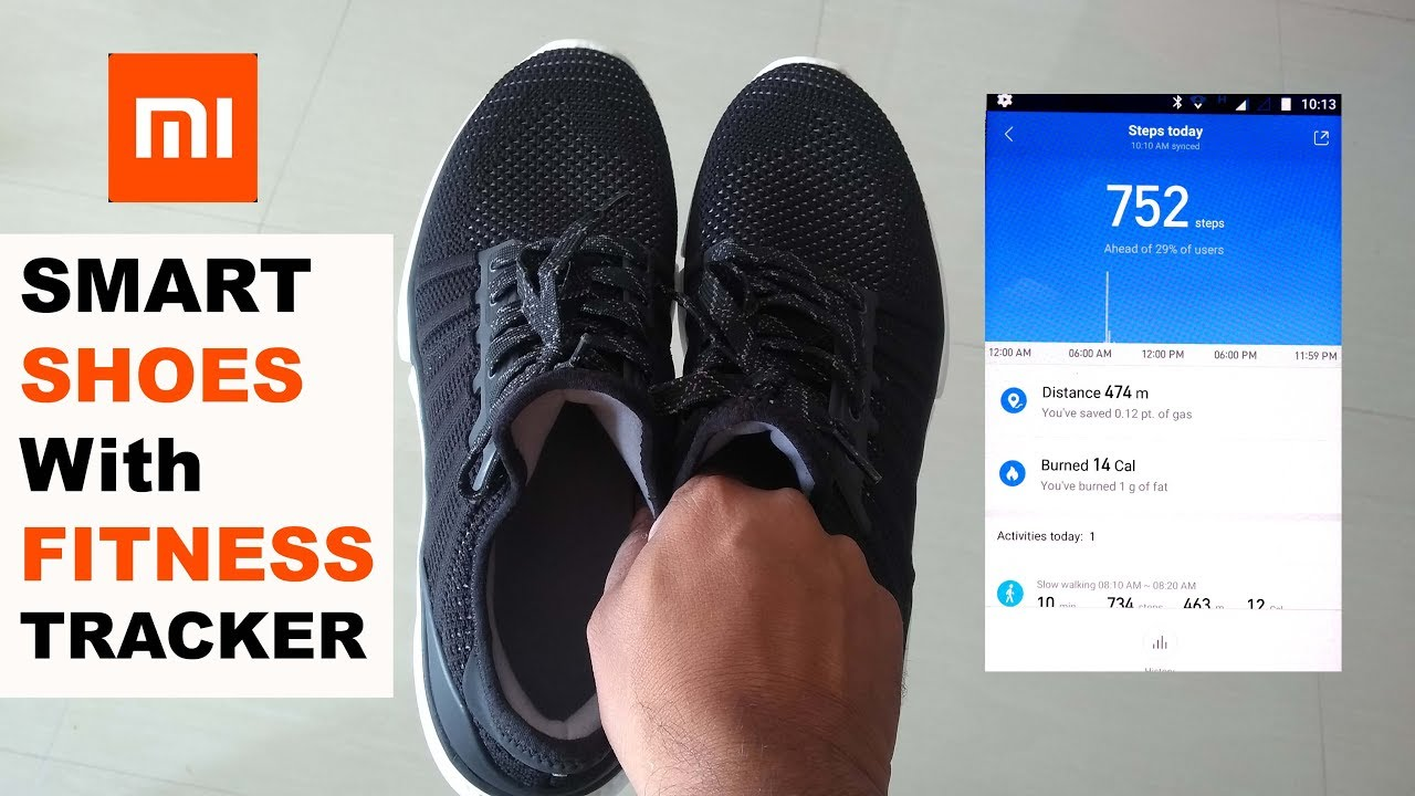 Intelligent XIAOMI Shoes Smart with Chip My New 9YWDEH2I