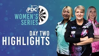 Day Two Highlights | PDC Women's Series