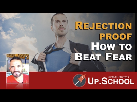 Rejection Proof by Jia Jiang | How to Beat Fear | GrahamDBrown.com