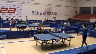 Жуков - Митрофанов (Чемпионат СФО 2015 Бердск)