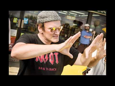 Quentin Tarantino interview for Grindhouse, True Romance, Vanishing Point, Pulp Fiction, Spike Lee