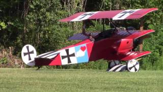 Footage from the WWI air show at Old Rhinebeck Aerodrome (8/28/2016...