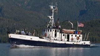 Sea Scouts take three-week cruise to Alaska