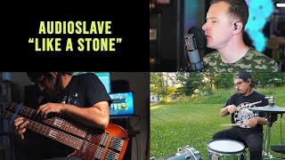 """AUDIOSLAVE """"Like A Stone"""" Cover - TESSERACT / FELIX MARTIN   Metal Injection"""