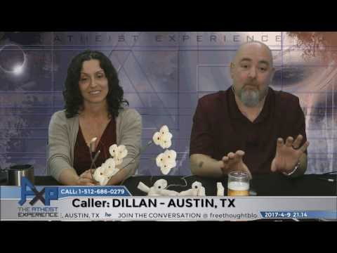 Atheist Experience 21.14 with Matt Dillahunty and Tracie Harris