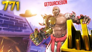 The Doomfist SPOT!!   Overwatch Daily Moments Ep.771 (Funny and Random Moments)