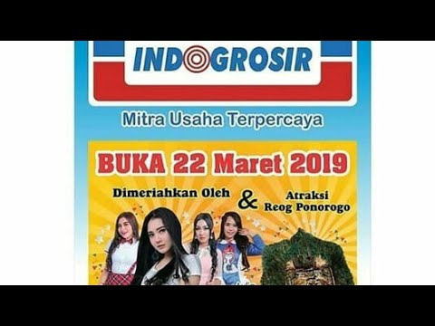 Rembulan - All Artis Lagista Nella Kharisma Live Indogrosir Sukun Malang 22 Marer 2019