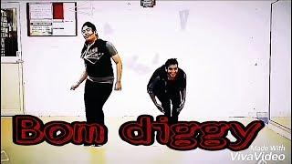 Bom diggy ft Zack night | dance choreography