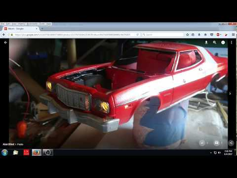 """The Model Shop"" Live Scale Modeling Show Episode 111"