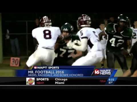 Central Mississippi players garner Mr. Football honors