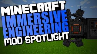 Immersive Engineering Mod Spotlight Part 2