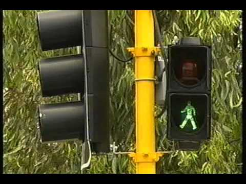 Stepping Out Safely - A Pedestrian's Guide to Safer Road Crossing