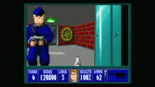 Classic Game Room HD - WOLFENSTEIN 3D for PS3 review