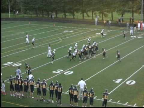 Michael Turner Boys Latin Varsity Football Highlight Video 2008