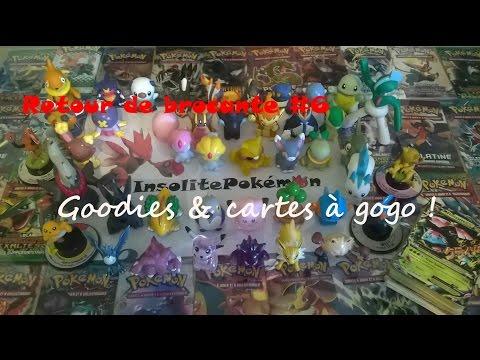 Retour de brocante #6 - Goodies & cartes à gogo !
