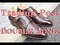 【Introduce My Favorite shoes】Trading Post Original DOUBLE MONK SIZE 8  トレーディングポスト オリジナル