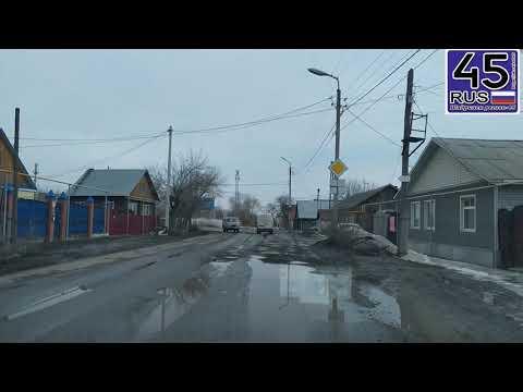 Улица Ефремова, город Шадринск