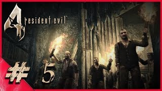 Resident Evil 4 : Story Mode (1080p/60fps) | HD Project | PC Walkthrough | Part#5 - Chapter 2-2