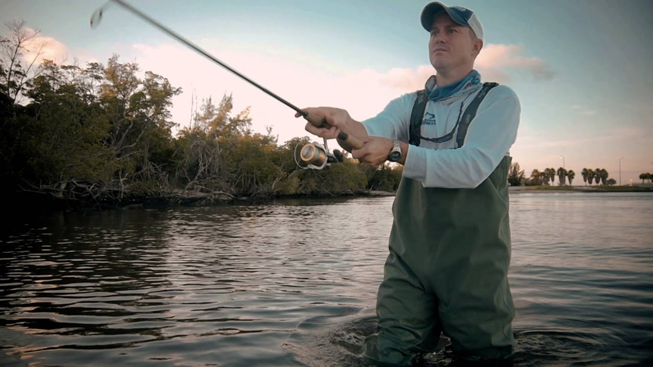 Shoreline license florida fishing license campaign youtube for Fl fishing license