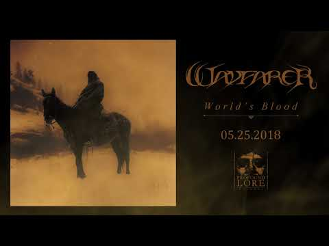 WAYFARER - The Dreaming Plain (official audio)