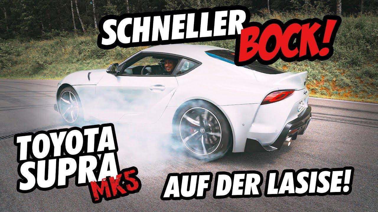 JP Performance - Schneller Bock! | Toyota Supra MK5 auf der LaSiSe